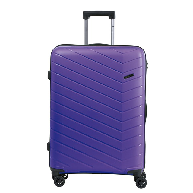 Trolley-Set ORLANDO purple 56-2210004