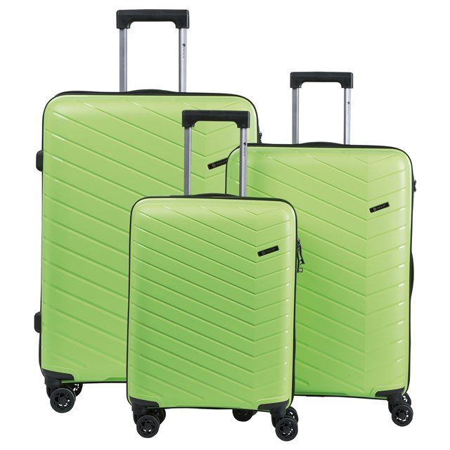 Trolley-Set ORLANDO lemon 56-2210006