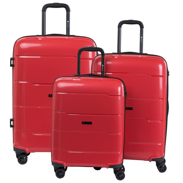 Trolley-Set HOUSTON coral 56-2210011