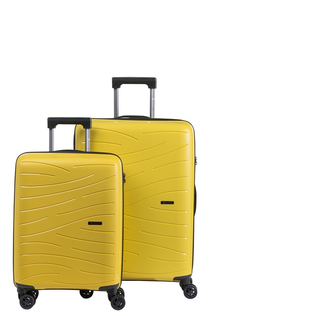 Trolley-Set ATLANTA yellow 56-2210017
