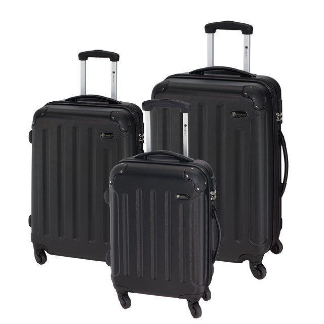 Trolley-Set KAPSTADT black 56-2210310