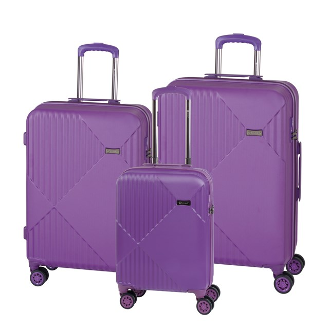 Trolley-Set LIVERPOOL ultra violett 56-2210324