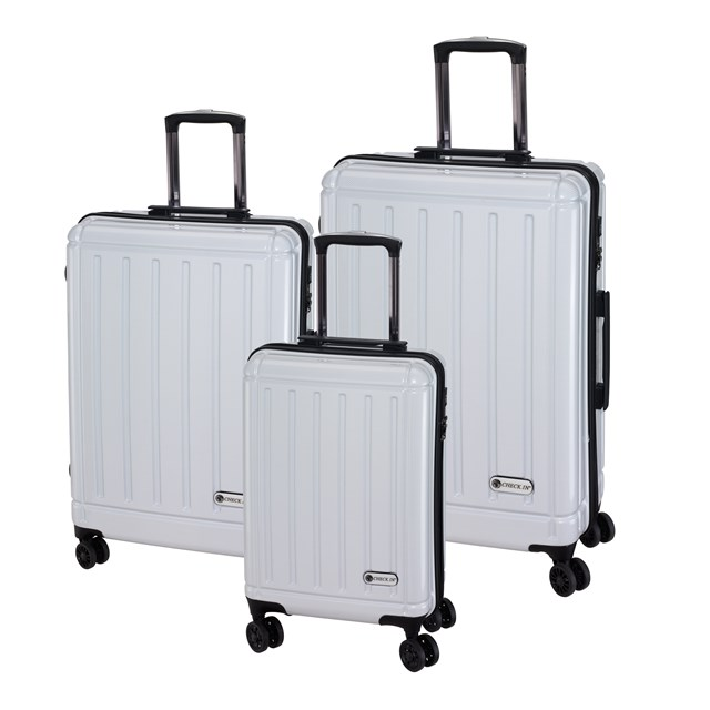 Trolley-Set HALIFAX carbon white 56-2210411