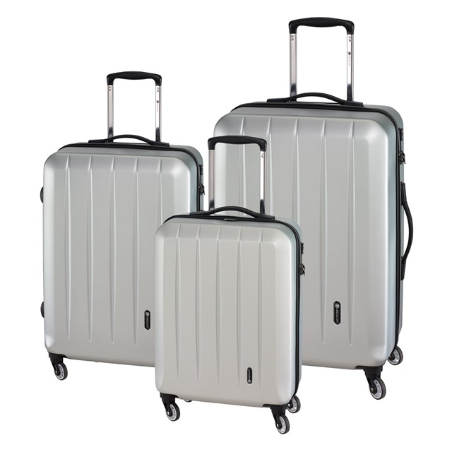Trolley-Set CORK silver 56-2210416
