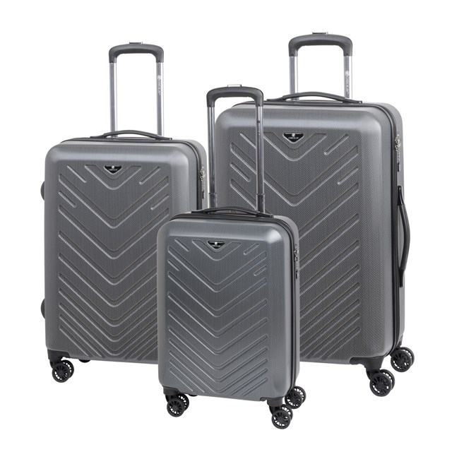 Trolley-Set MAILAND silver 56-2210427