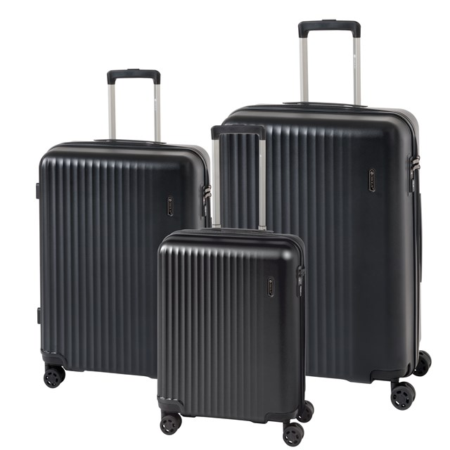 Trolley-Set HAMBURG black 56-2210433