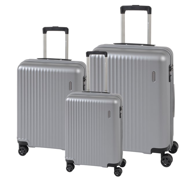Trolley-Set HAMBURG silver 56-2210434