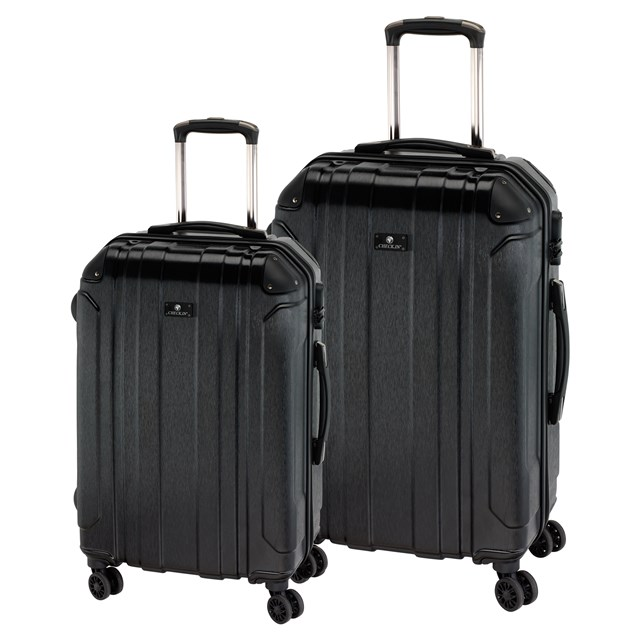 Trolley-Set BILBAO black 56-2210595