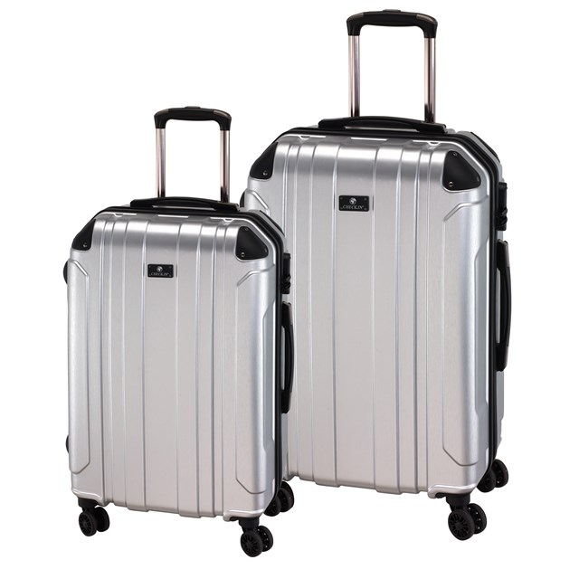 Trolley-Set BILBAO silver 56-2210596