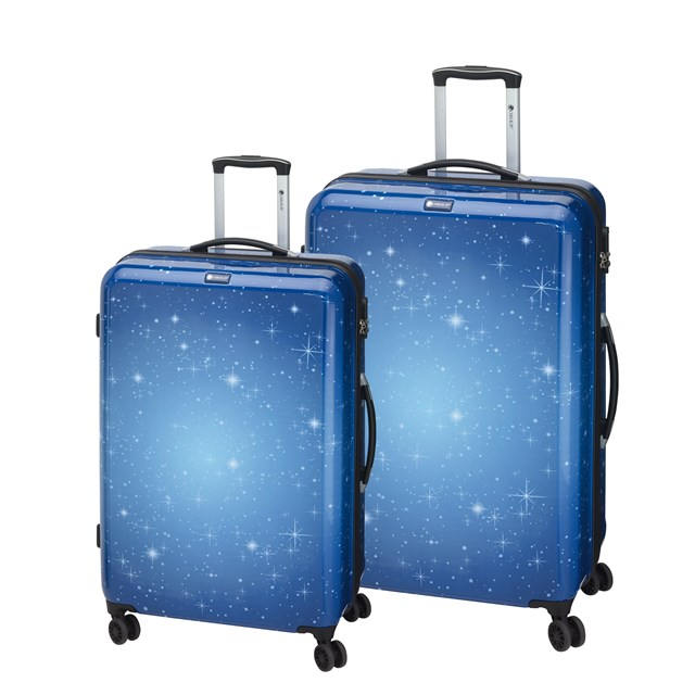 Trolley-Set GALAXY blue 56-2210617