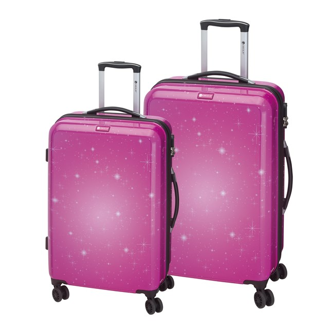 Trolley-Set GALAXY pink 56-2210618