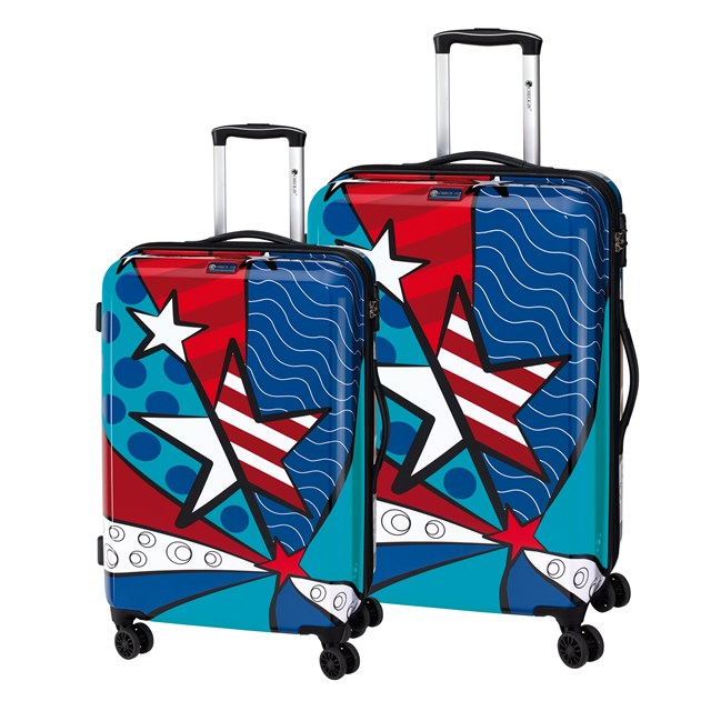Trolley-Set MELBOURNE blue / red / white 56-2210641