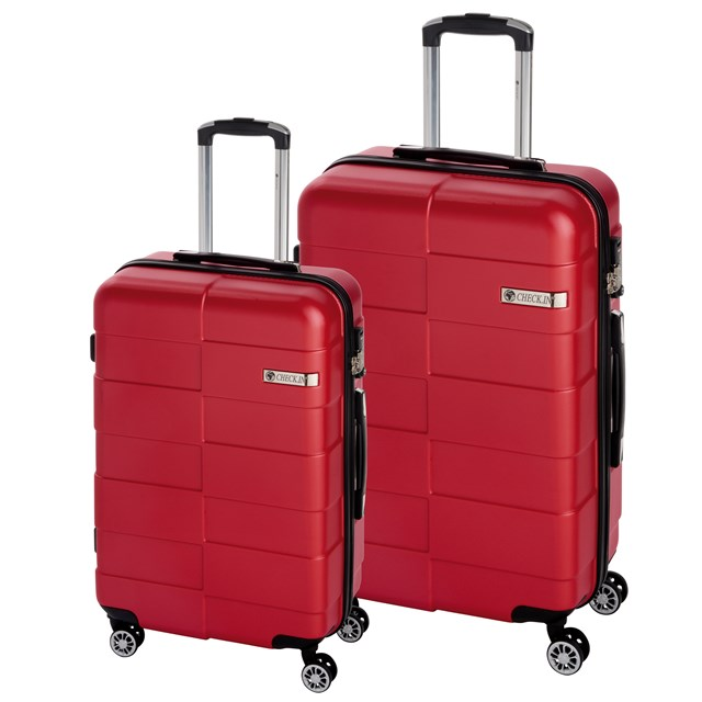 Trolley-Set BERLIN 2.0 red 56-2210652
