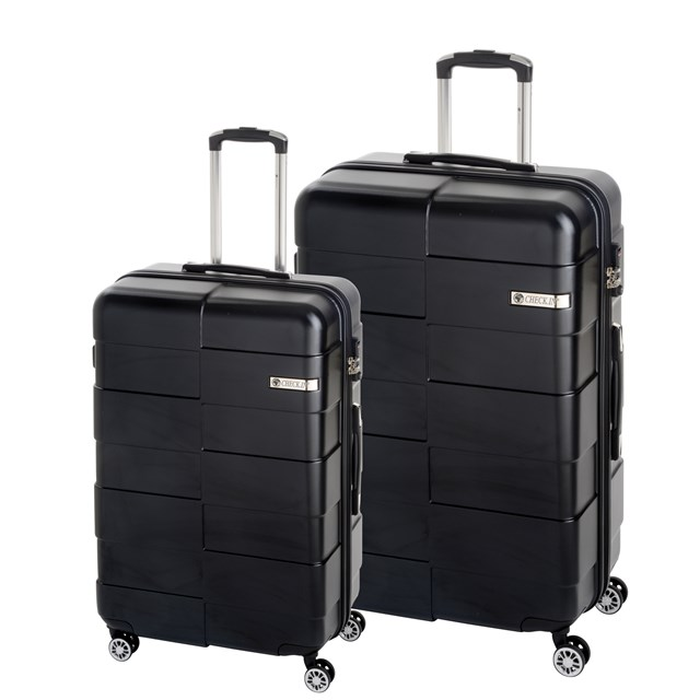 Trolley-Set BERLIN 2.0 black 56-2210653
