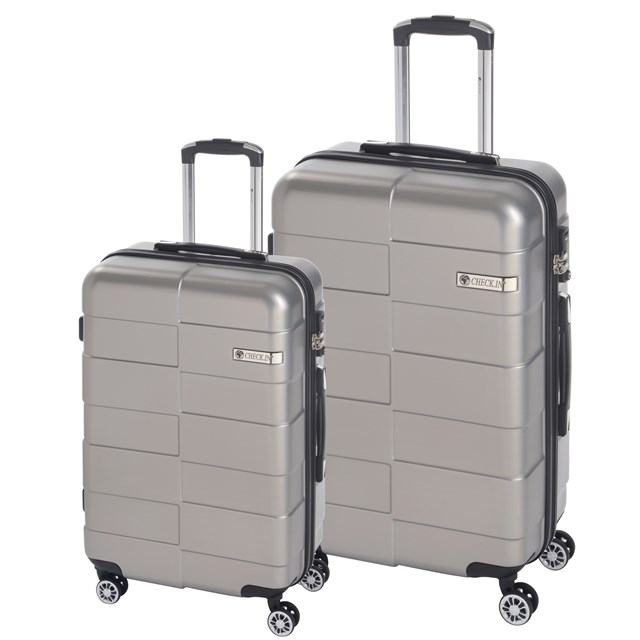 Trolley-Set BERLIN 2.0 silver 56-2210654