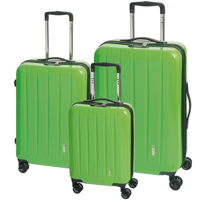 Trolley-Set LONDON 2.0 green 56-2210679