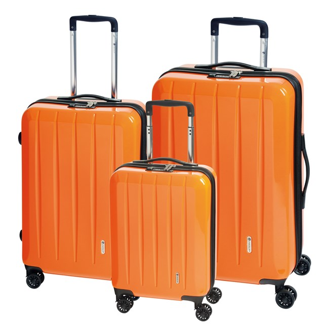 Trolley-Set LONDON 2.0 orange 56-2210681