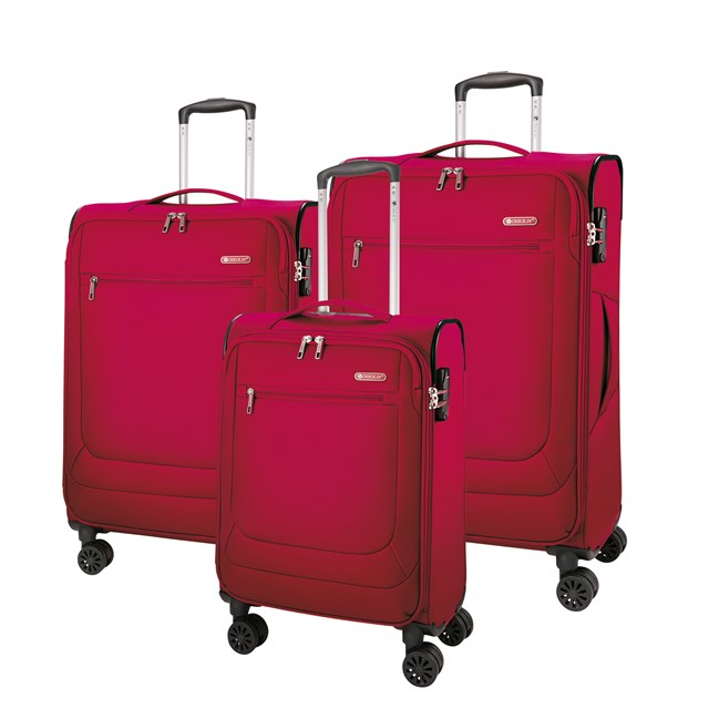 Trolley-Set SAN MARINO red 56-2210728