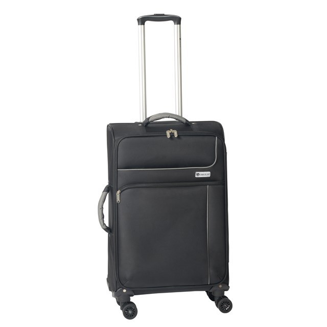 Trolley-Set NEWPORT grey / black 56-2210762