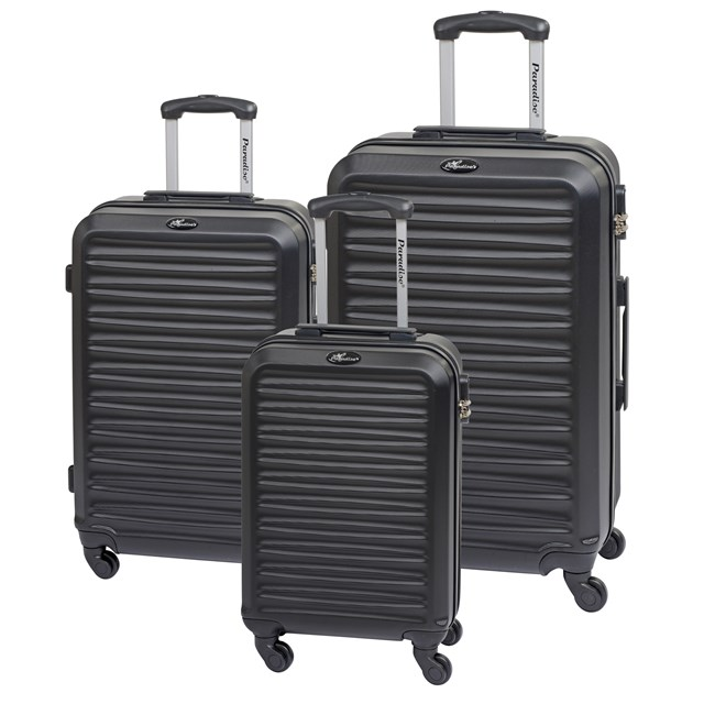 Trolley-Set HAVANNA black 56-2220300