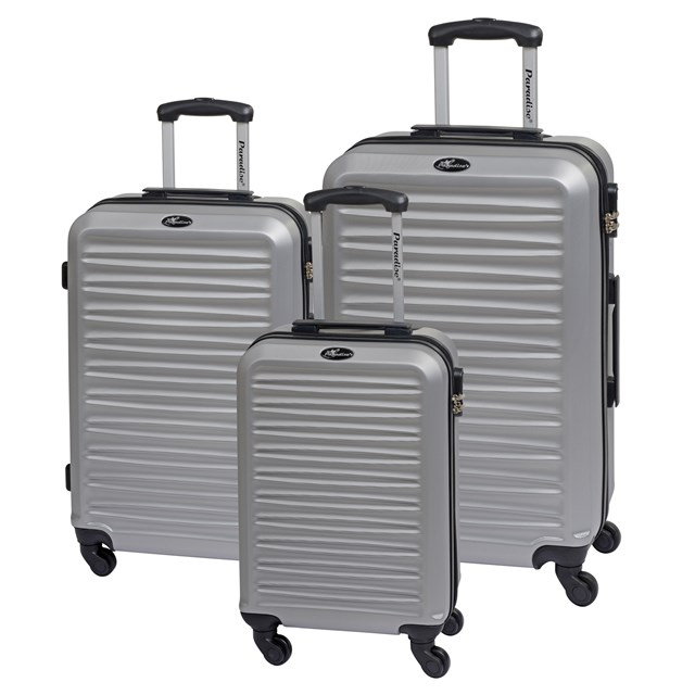 Trolley-Set HAVANNA silver 56-2220301