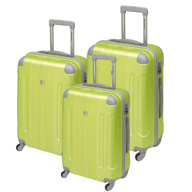 Trolley-Set RIO light green / silver 56-2220303