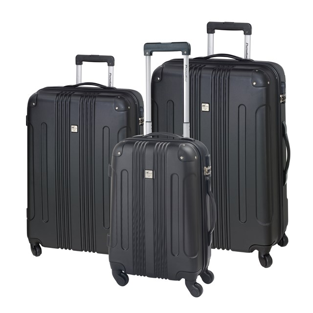 Trolley-Set RIO black 56-2220308