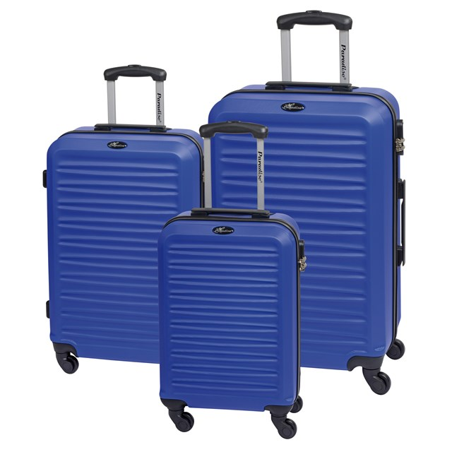 Trolley-Set HAVANNA blue 56-2220310