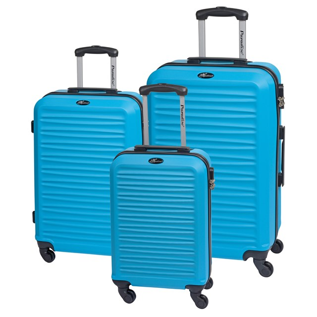 Trolley-Set HAVANNA turquoise 56-2220311