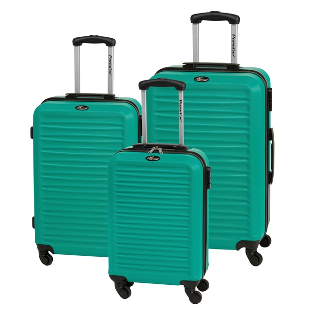 Trolley-Set HAVANNA green 56-2220312