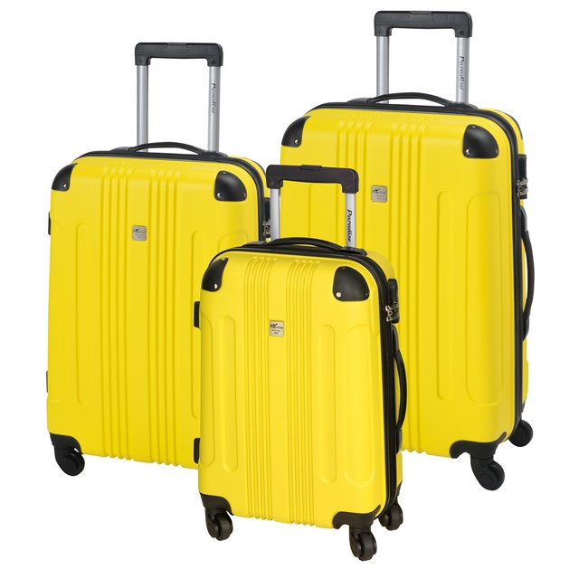 Trolley-Set RIO yellow / black 56-2220316