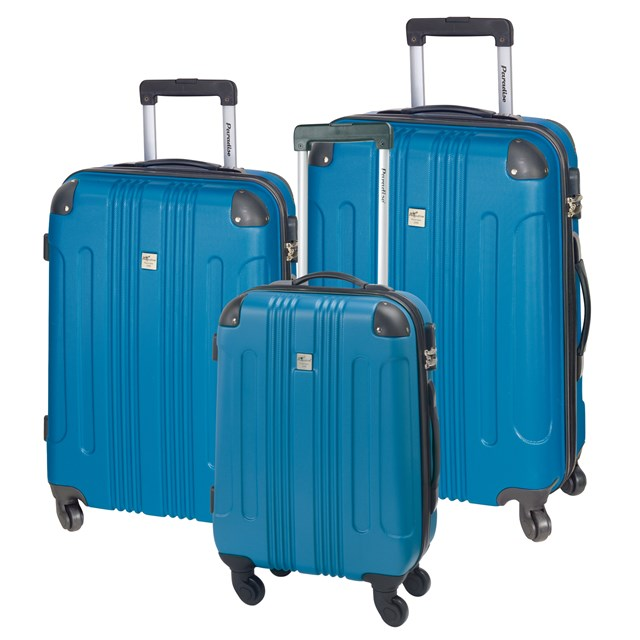 Trolley-Set RIO blue / black 56-2220317