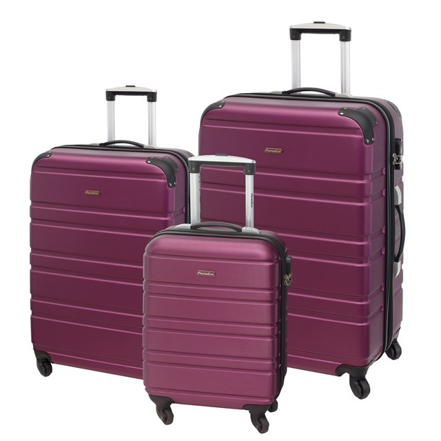 Trolley-Set BERN purple 56-2220319