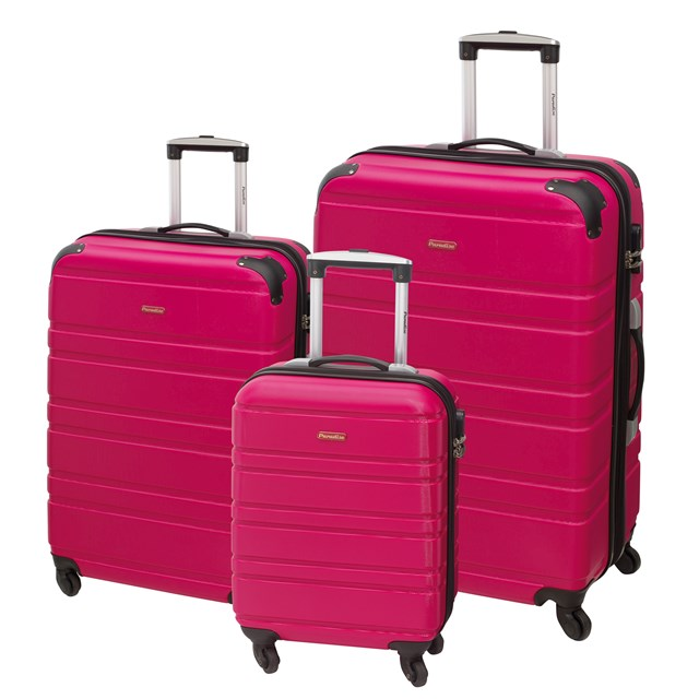 Trolley-Set BERN pink 56-2220321