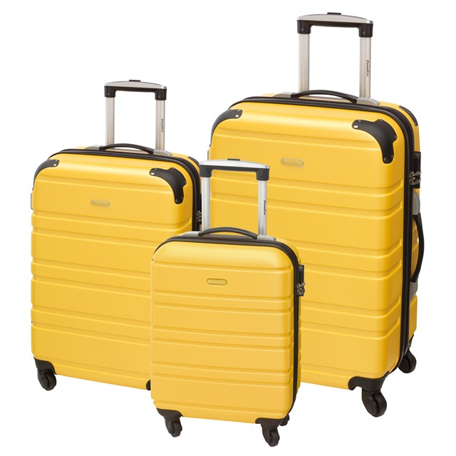 Trolley-Set BERN yellow 56-2220322