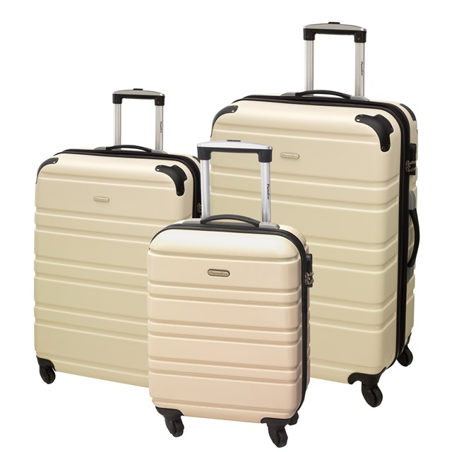 Trolley-Set BERN beige 56-2220324