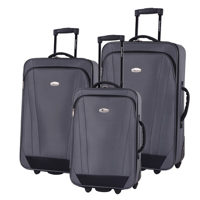 Trolley-Set RIMINI grey 56-2220707