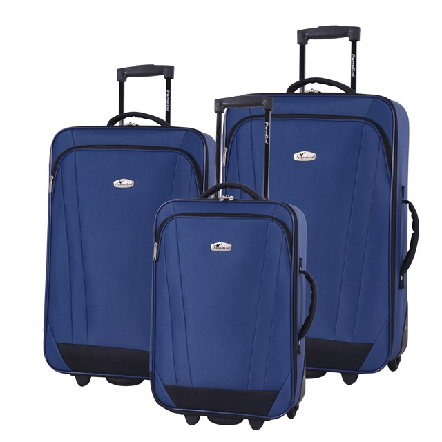 Trolley-Set RIMINI blue 56-2220708