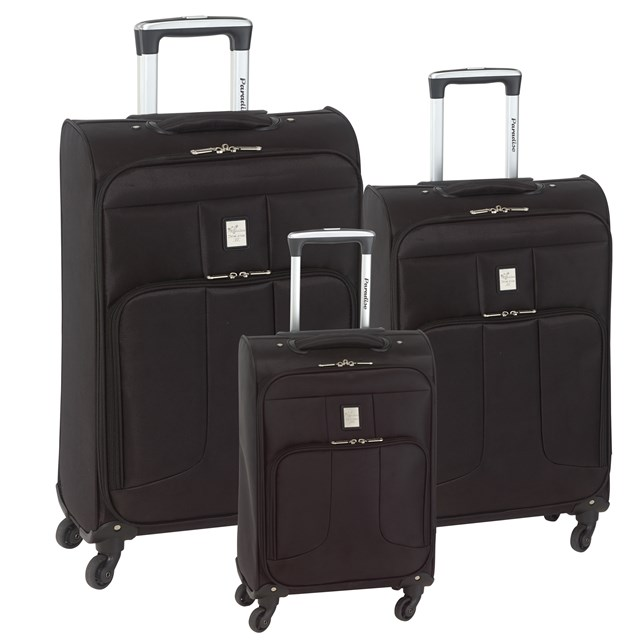 Trolley-Set FLORENZ black 56-2220710