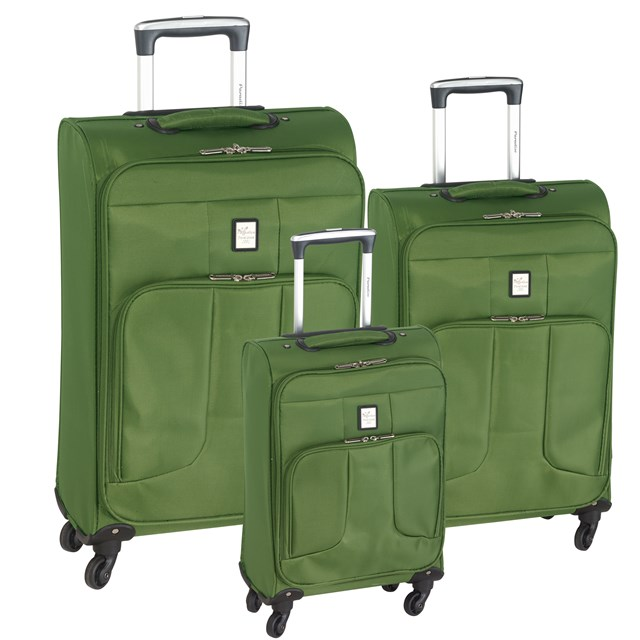 Trolley-Set FLORENZ green 56-2220711