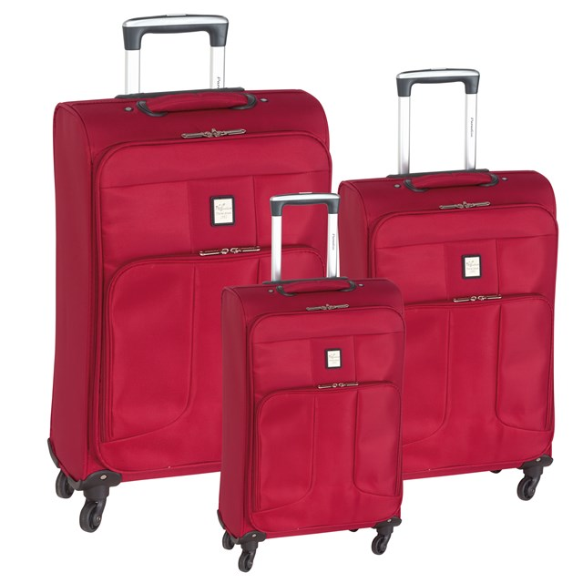 Trolley-Set FLORENZ red 56-2220712