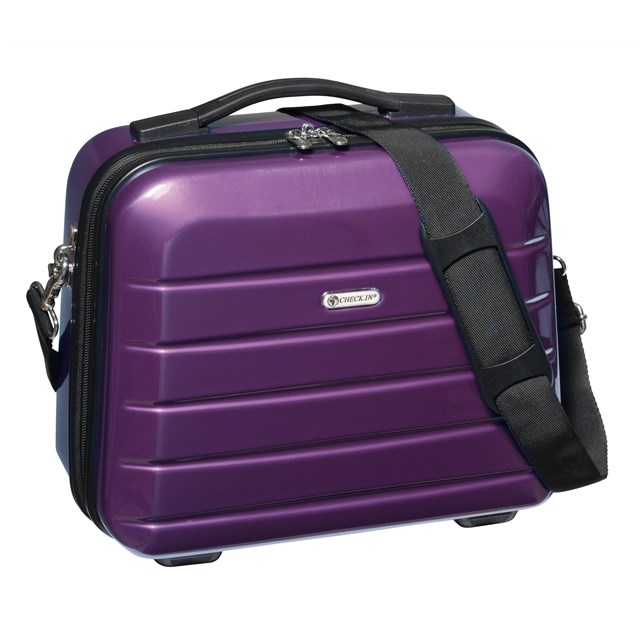 Cosmetic Case LONDON 2.0 purple 56-2240576