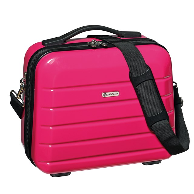 Cosmetic Case LONDON 2.0 pink 56-2240578