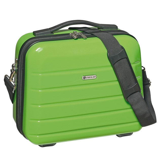 Cosmetic Case LONDON 2.0 green 56-2240579