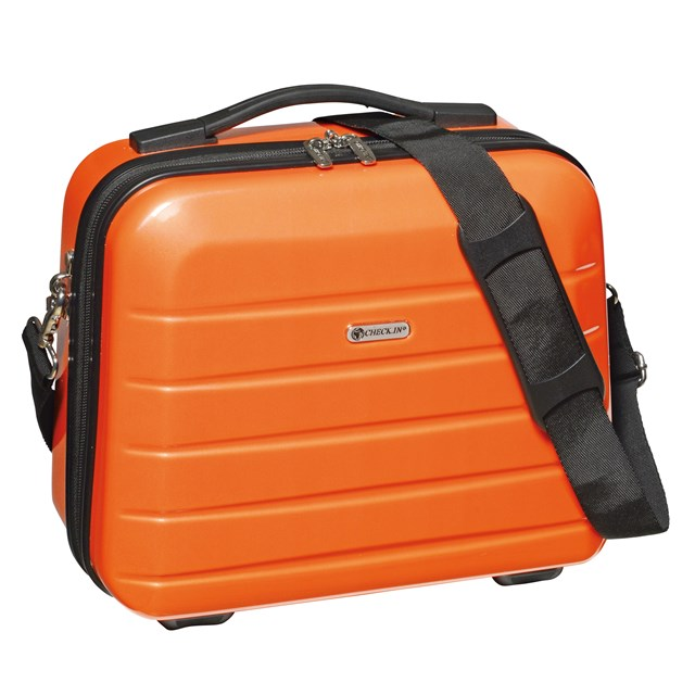 Cosmetic Case LONDON 2.0 orange 56-2240581