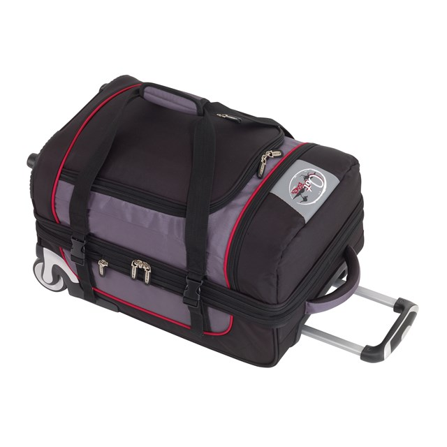 Trolley-Travel bag OutBAG SPORTS S red / black 56-2250730