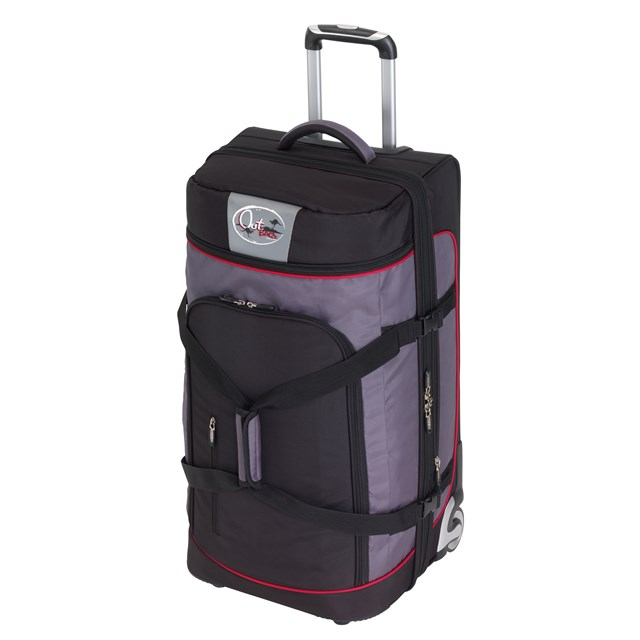 Trolley-Travel bag OutBAG SPORTS L red / black 56-2250731