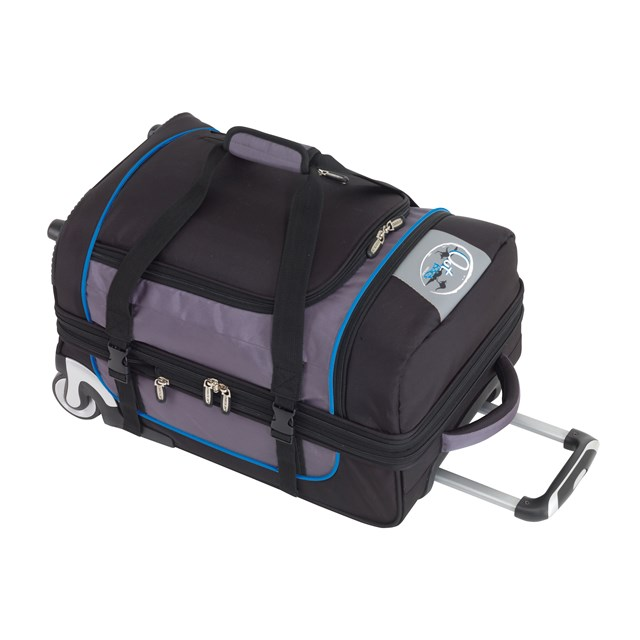 Trolley-Travel bag OutBAG SPORTS S blue / black 56-2250733