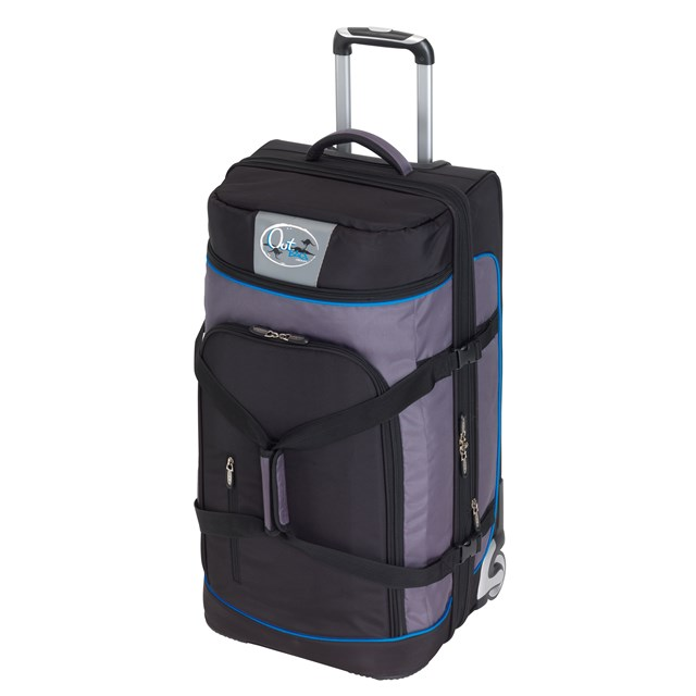 Trolley-Travel bag OutBAG SPORTS L blue / black 56-2250734